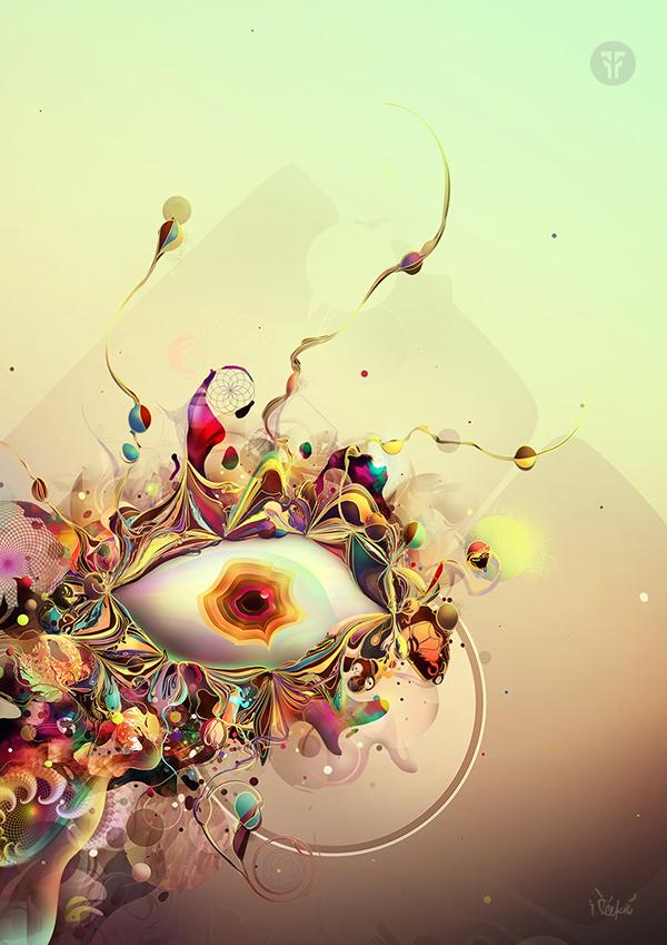 Third Eye by Virus69