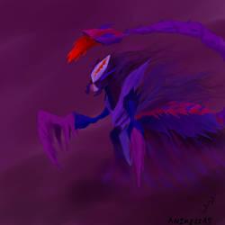 ShadowBug by animelias