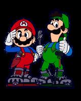 Super Mario Bros. Movie By JR343 by Jules1114