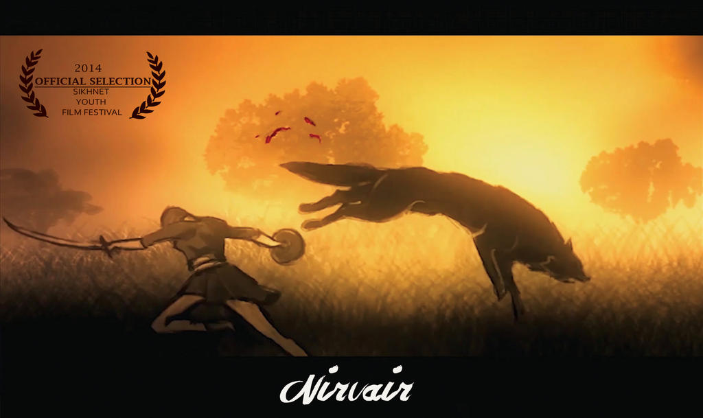 Nirvair my Graduation Animated film by pankajbhambri