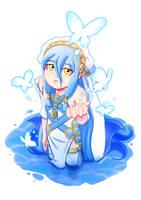 Baby Azura by Veguito2b