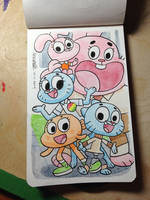 The Wattersons by ferretface99