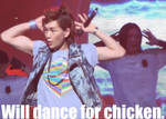 Dance For Chicken