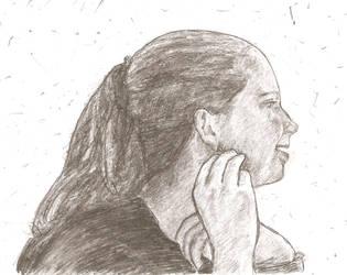 Portrait of Jessica