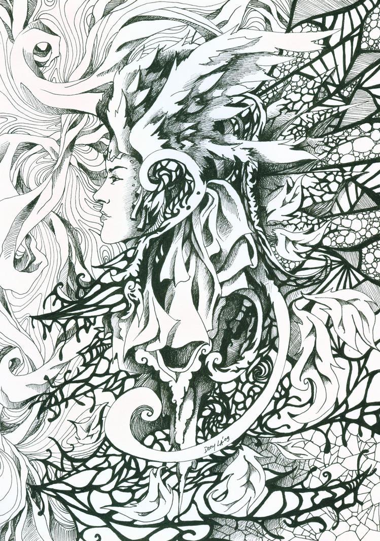 the queen by tigeragito