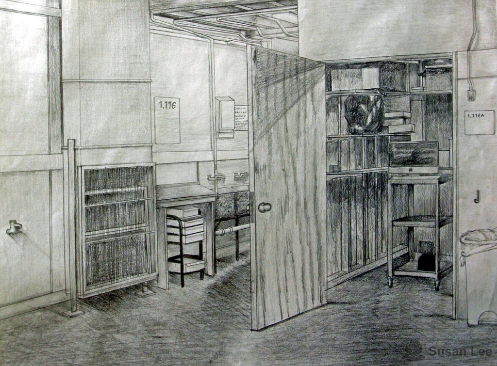 Landscape Sketches Drawings Landscape Interior Drawing by