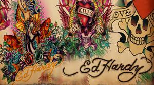ed hardy by cnystrand