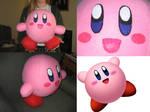 Big Kirby Plushie