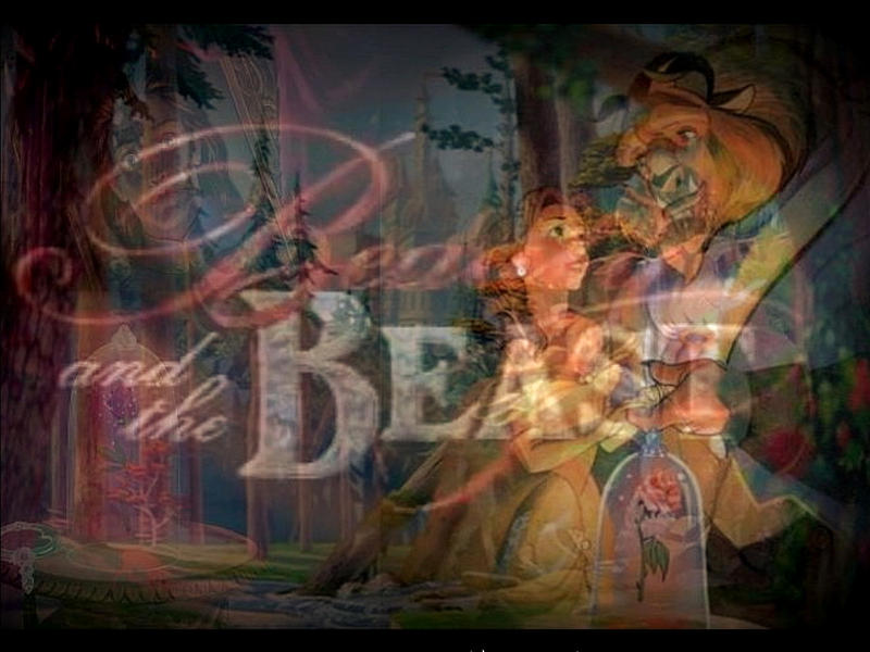 Beauty and the Beast_Wallpaper