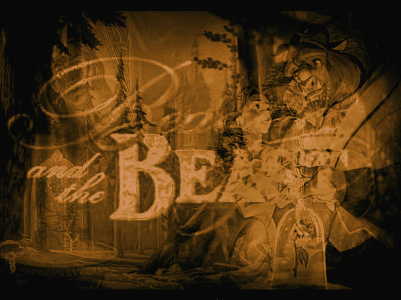 Beauty and the Beast_Gold