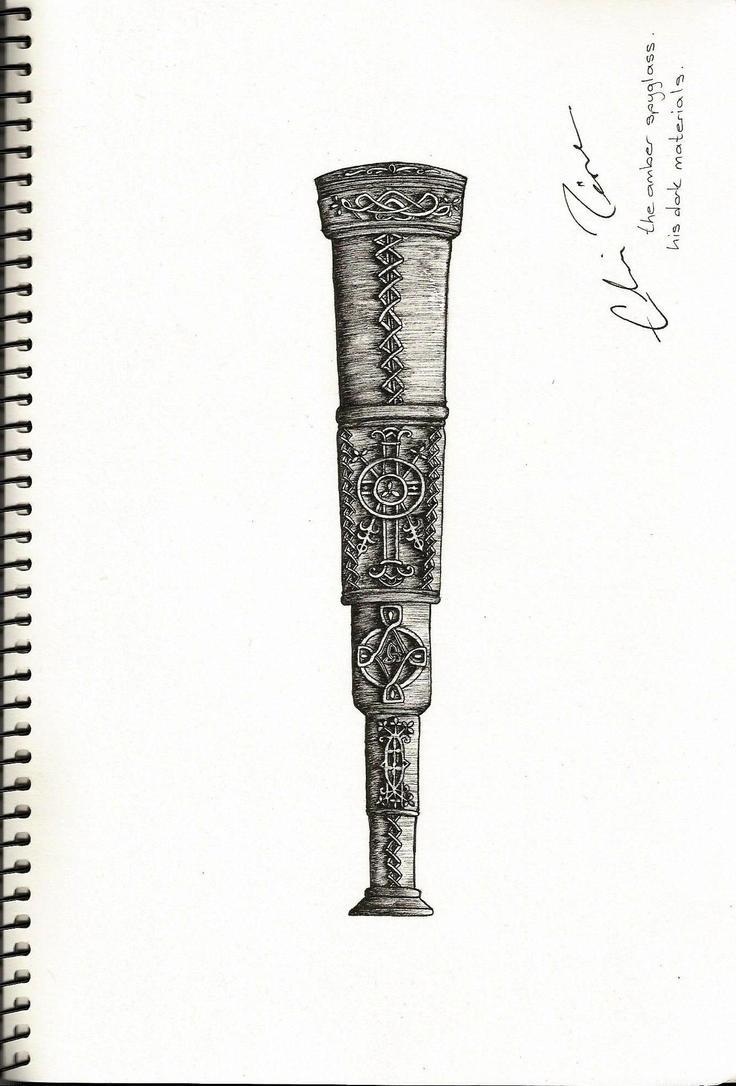 Amber Spyglass by torekin