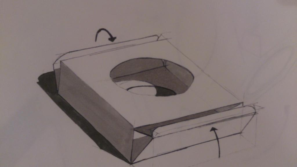 Folding a box by David5154
