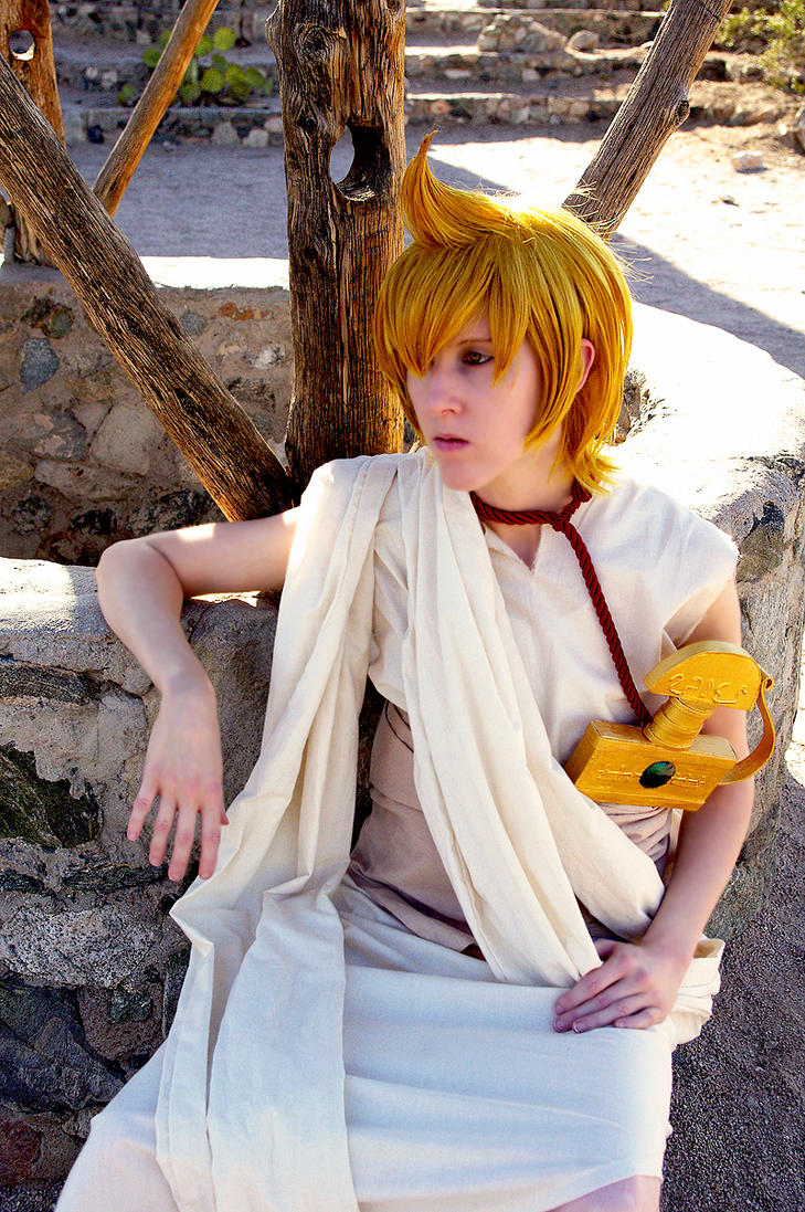 Magi: A Wishing Well No More by M-Is-For-Murder