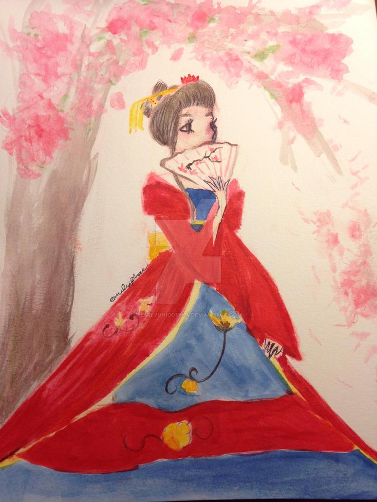 Blossoms by emilyunicorn74