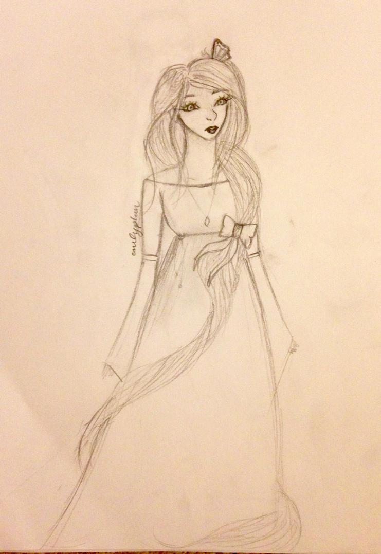 Rapunzel by emilyunicorn74