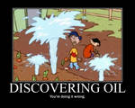 Discovering Oil