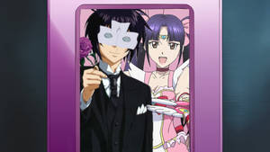 Pretty Salia and Shinn Knight