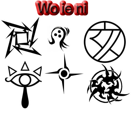 Cool Random Symbols by ESGxCarnag3 on DeviantArt