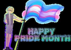 hap pride mnoth