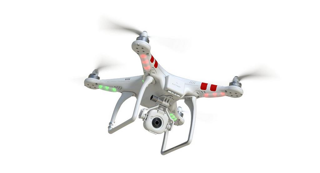 DJI Phantom 4 Drone By Gcseries1947