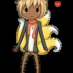 Pixel Chibi: Chelo by tiriii