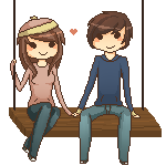 Riley and Alex by tiriii