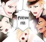 Funtom Five - Kuroshitsuji 121