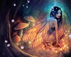 The fairydust nest by aeryael
