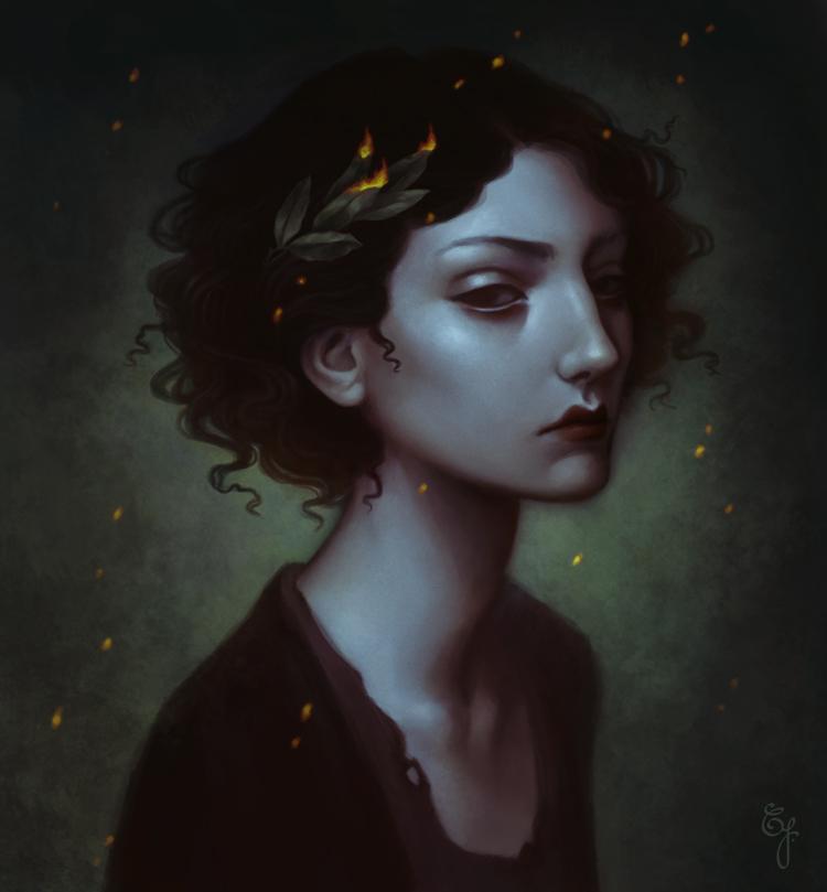 Laurel by aeryael