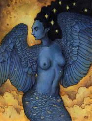 Blue Resplendence by aeryael