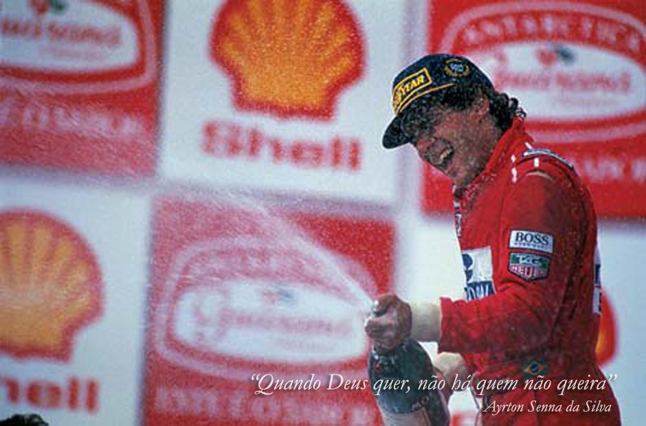 A. Senna by Pandorf