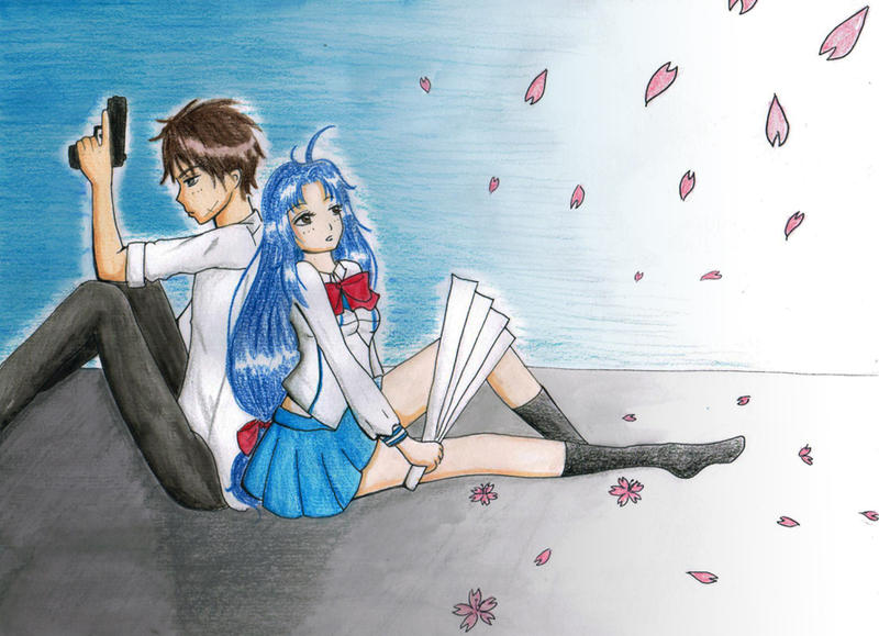 Full Metal Panic by fatpear