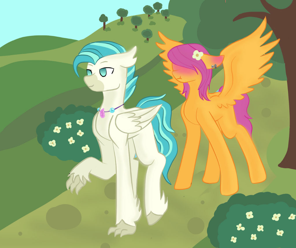 Scootaloo X Terramar Contest Entry By Sketchimagination On Deviantart Sweetie belle and scootaloo start to argue about which place is better, and apple bloom is unable to come to a decision. scootaloo x terramar contest entry by