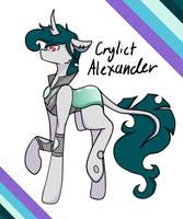 Crylict Alexander Crysalis
