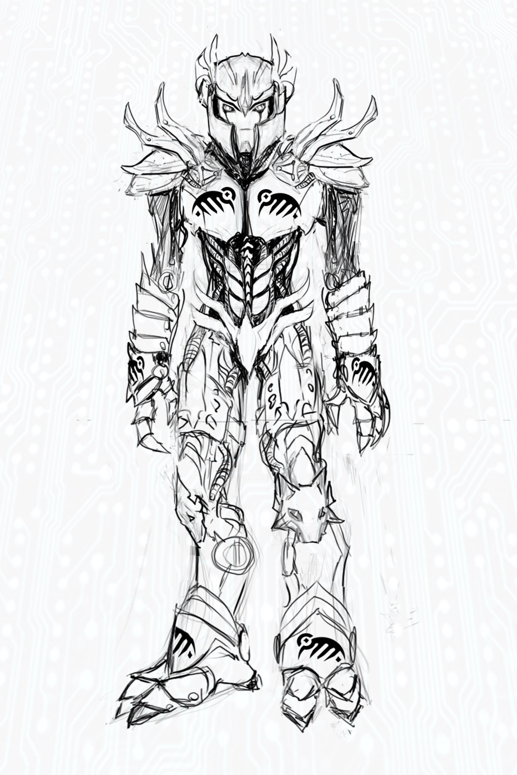 Image Result For Megatron Free Coloring
