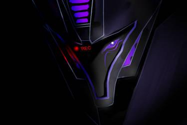 Soundwave - I See Everything by Megatron-Himself