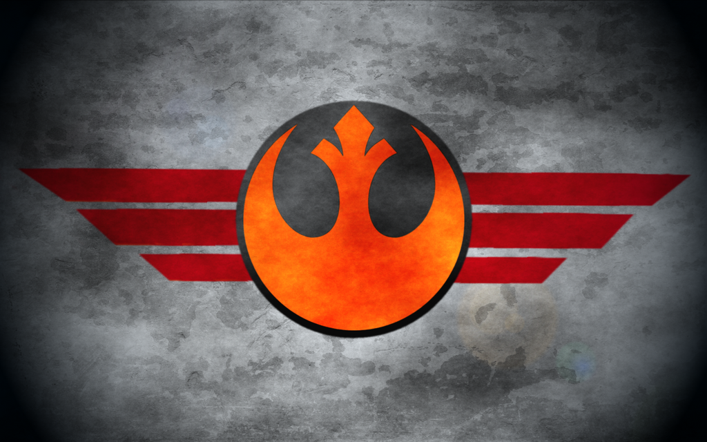 Star Wars The Force Awakens Resistance Banner By Starwars98