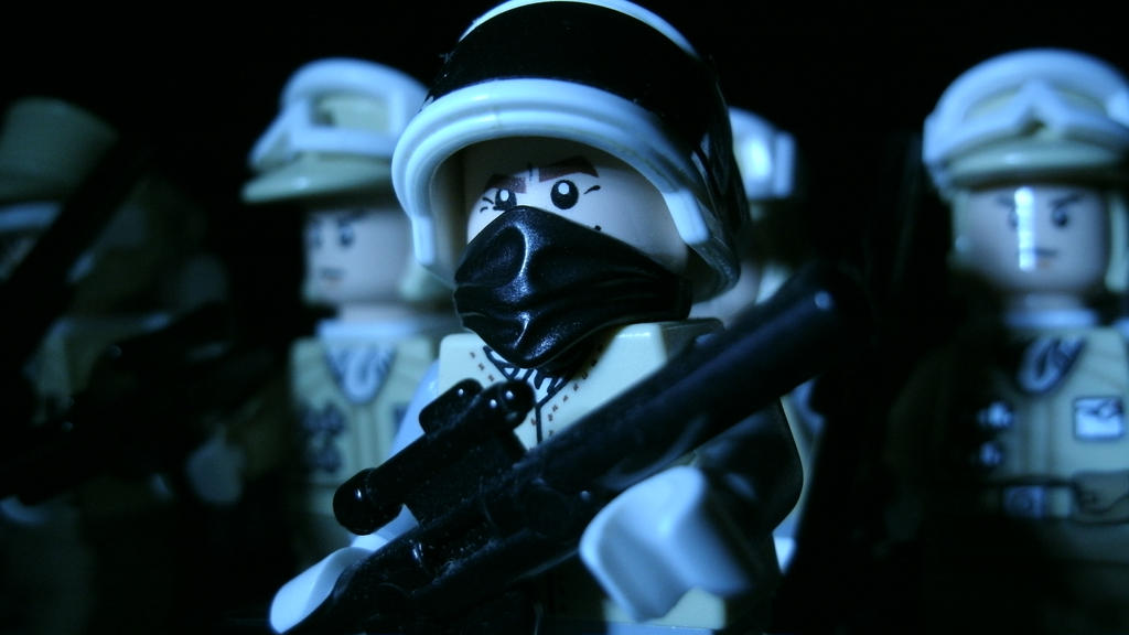 Lego Star Wars: Rebel Alliance Special Forces by starwars98