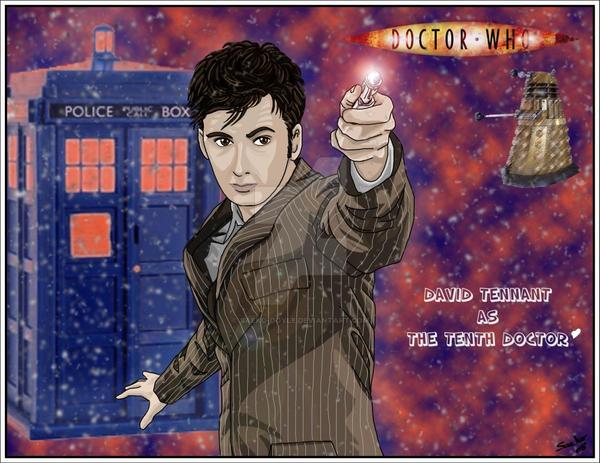 a Doctor Who Fan Art by saeko-doyle