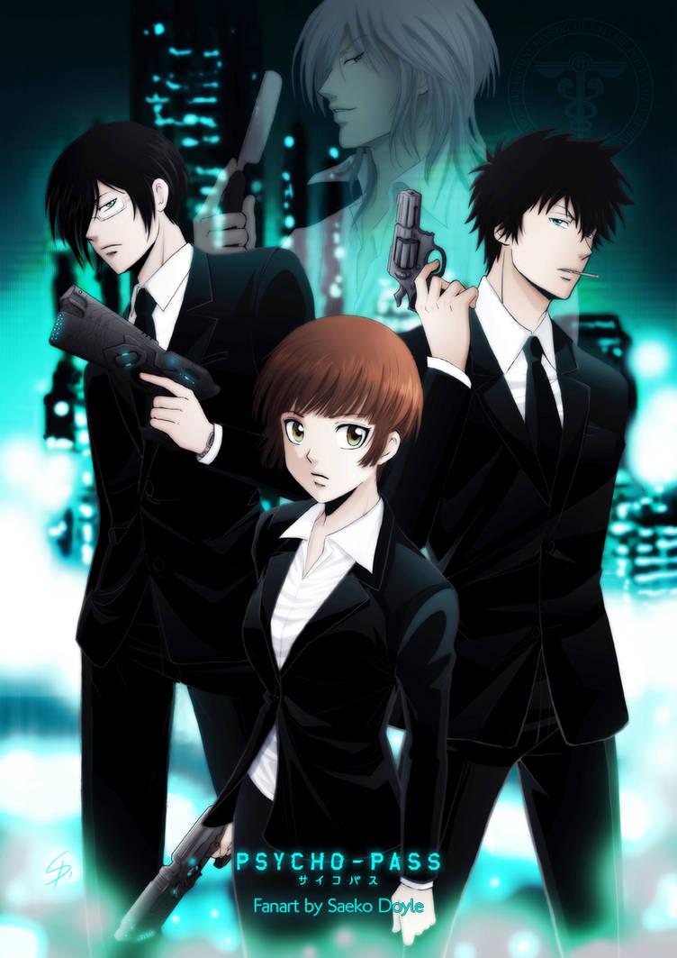 Black suits by saeko-doyle