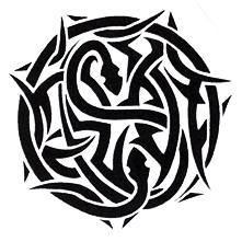 Snake Circle by sochiniteli