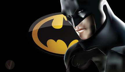 Batman by vin1968
