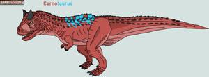 Brawlasaurs 17: Carnotaurus