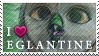 Stamp - I love Eglantine (Legend of the Guardians) by Shaymin-Lea