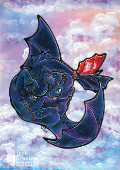 . . : : TOOTHLESS : : . .