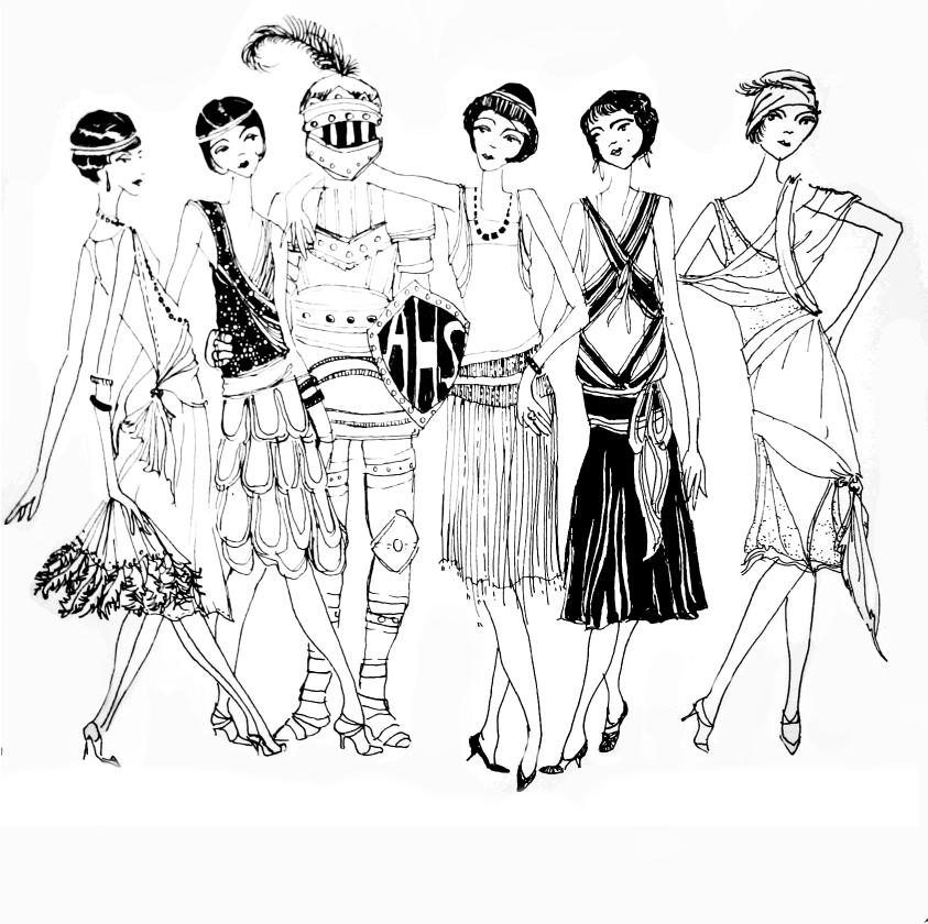 Daisy Great Gatsby Drawing Sketch Coloring Page