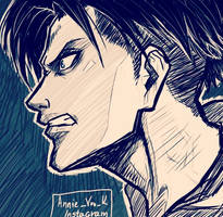 Levi by AniCapitalist