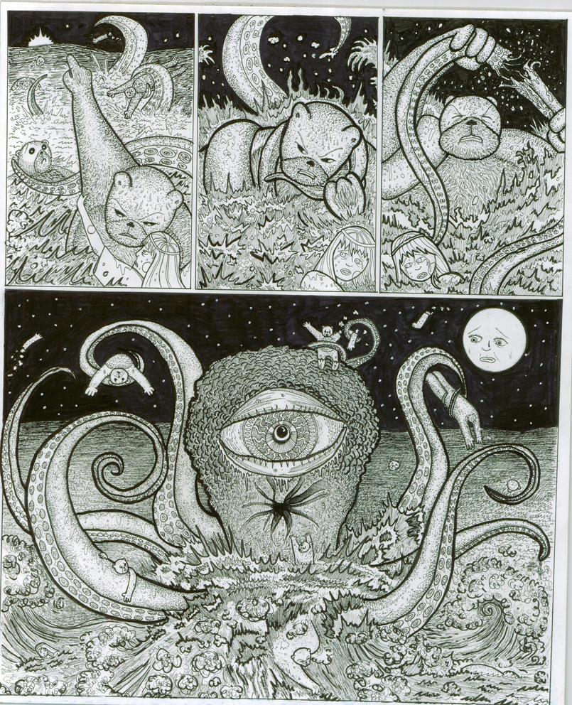 octopus by DavidProch