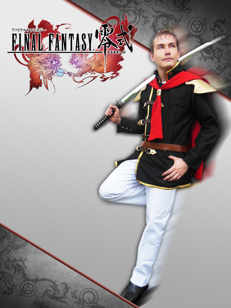 Final Fantasy Type 0 COSPLAY by Leuxdeluxe