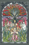 Final Fantasy VII Glass